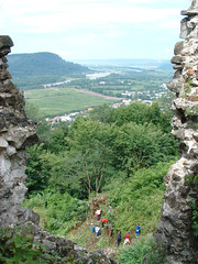 Huszt vra (ossian71) Tags: ukrajna ukraine krptalja huszt hust krptok carpathians tjkp landscape vrrom ruin memlk sightseeing rom kzpkori medieval