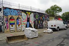 Welling Court Mural Project - Astoria, Queens, NYC (SomePhotosTakenByMe) Tags: wall mauer campbells auto car baum tree sprühdose spraycan usa urlaub vacation holiday nyc newyork newyorkcity america amerika queens astoria mural wandbild kunst art graffiti wellingcourt wellingcourtmuralproject muralproject outdoor jimmytheangel kimyon333 kimyonhuggins huggins inequalitypaint renegagnon gagnon