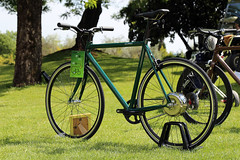 "Mopbike ""H"" Hybrid [Jaguar] (Mopbike) Tags: ebike pedelec zehus bicycle bike hybrid madeinitaly handcrafted italy pordenone"