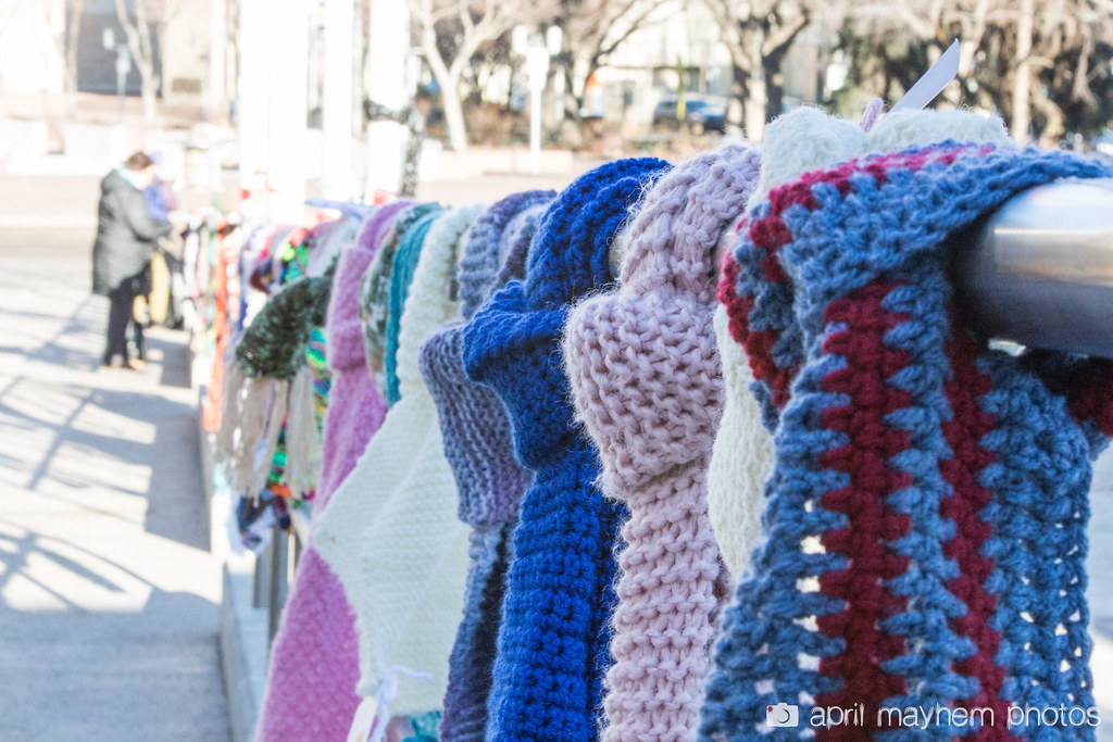 Knitting Scarves For The Homeless : The world s best photos of crochet and scarves flickr