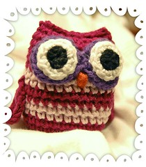 Owl / Buho (~ tilde ~) Tags: crochet owl amigurumi buho lechuza ganchillo
