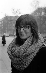 Lisa (Jesper Zimmerman) Tags: lund trix leicamp ilfordmgiv r09 voigtlanderheliar75mm25 gallerinärbild