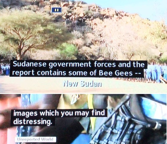 2012_04_130003 a report from the Sudan contains some Bee Gees