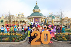 DLP April 2012 - Main Street celebrates 20 Years of Magic