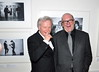Patrick Brocklebank and U2 manager Paul McGuinness U2 Manager Paul McGuinness officially opened the photography exhibition U2:1978