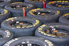 NASCAR Tires (Randy_W) Tags: tires nascar goodyear racetires