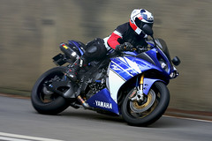 Yamaha, YZF-R1, Shek O, Hong Kong (Daryl Chapman's - Automotive Photography) Tags: china bike speed corner canon hongkong japanese is super ii motorcycle yamaha 5d pan r1 panning f28 sar sheko mkiii smd yzfr1 70200l sundaymorningdrive