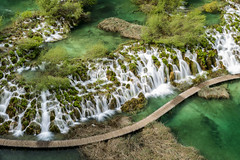 From Above (PhiiiiiiiL) Tags: above park water waterfall wasserfall lakes croatia viewpoint cascade plitvice kroatien plitvica jezera visipix nationoal