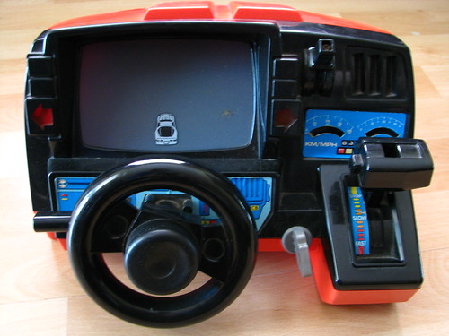 fun-to-drive dashboard for kids