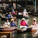 Tailandia - mercado flotante y jardin de las rosas-42