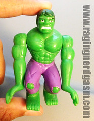 Hulk Cake Topper (Raging Nerdgasm) Tags: cake tom hulk topper raging rng nerdgasm khayos