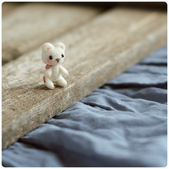 Tiny teddy (Katy-Doll) Tags: bear doll teddy tiny