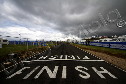 The finish line... North West 200 2013