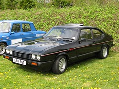 Ford (152) (peter_b2008) Tags: ford capri injection classiccars 28i