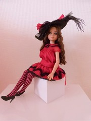 Ellowyne essential too brunette (syl20_51) Tags: robert fashion doll wilde imagination evangeline tonner ellowyne