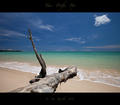 November (Pete 5D......) Tags: old blue sea sky seascape tree beach clouds relax dead thailand asia turquoise scenic azure scene driftwood vista destination rest nautical relaxation idyllic weep khao lak pak andaman leam pakarang pakweep