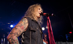 Steel Panther- The Machine Shop- Flint, MI 5/21/13
