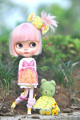 Matching outfits!...*Strawberry Muffin**