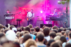 Ahmad Tea Music Festival 2013 Hot Chip (Ahmad Tea in Russia) Tags: russia moscow ru hermitagegarden
