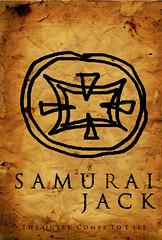 Samurai Jack poster design (timbox129) Tags: movie poster jack design aku cartoonnetwork samuraijack genndytartakovsky