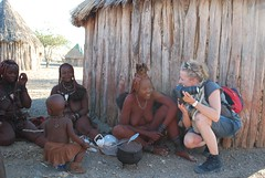 Himba Village (matthewjamesberg) Tags: namibia himba opuwo