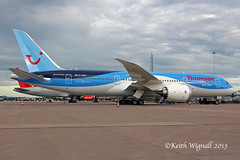 Photo of G-TUIC  B788  TOM