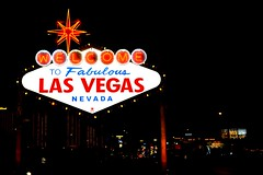 L.A.S Vegas Two Times (davidtakespictures!) Tags: road old trip las vegas chicago get sign night america la nikon highway neon nevada mother 66 historic route your freeway billy to kicks six sixty connolly r66 d3100
