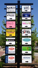 Directional Signs/Directory - SIGNARAMA Asheville, NC