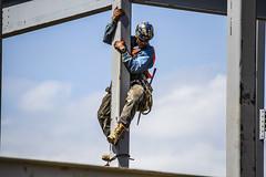 College of Southern Maryland Construction (Bravo213) Tags: high workers construction beam cy csm challengeyouwinner thechallengefactory herowinner ultraherowinner pregamesweepwinner