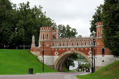 Moscou. Tsaritsyno (moscouvite) Tags: nature musée pont russie moscou tsaritsyno sonydslra450 heleneantonuk