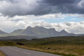 The North Western Coast - Scotland