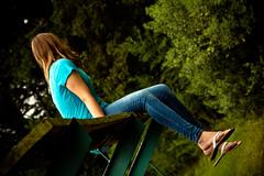 IMG_5395 (megscapturedtreasures) Tags: feet girl graffiti jessica jess
