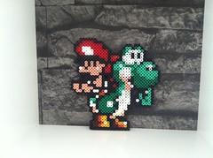Baby Mario & Yoshi