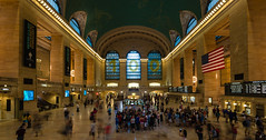 Centennial (Empty Quarter) Tags: new york city nyc longexposure usa ny station architecture train subway centennial nikon manhattan central grand 100 f4 1635 d600
