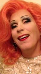 Gloria ready for performance (Gloria Vulcano) Tags: drag theater crossdressing dragqueen crossdresser crossdress travestie travestiet