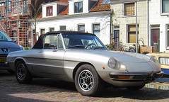 1980 Alfa Romeo Spider 2000 Veloce (rvandermaar) Tags: spider 2000 alfa romeo 1980 alfaromeo veloce alfaspider alfaromeospider gh56zf sidecode4