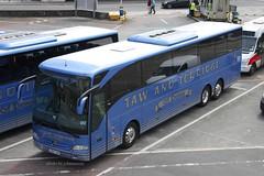 Taw and Torridge GB14 TAW (johnmorris13) Tags: mercedes coach tourismo tawtorridge gb14taw