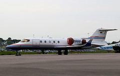 Photo of D-CGGG Learjet 31A, MHS Aviation, Bristol Lulsgate