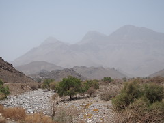 Hajar Mountains, Oman!