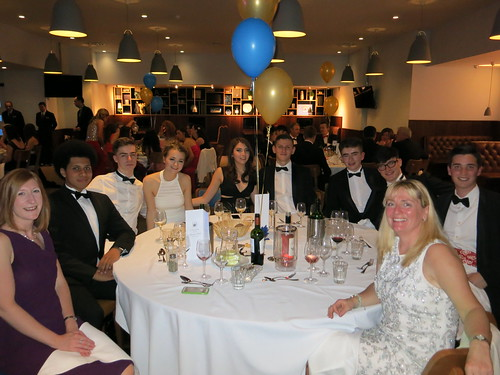 Leavers' Ball 2015