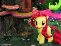 Styling Apple Bloom 02 (DerpyDerp910) Tags: apple toy little mark cutie pony bloom crusaders mlp mylittlepony my applebloom brony derpyderp910