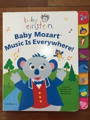 Pre-Loved Baby Einstein - Baby Mozart Music is Everywhere - 1 (porkypig2810) Tags: music english giant children dolphin shapes books polarbear bedtime babyeinstein babymozart axelscheffler juliadonaldson thesmartestgiantintown colleenpayne traceymoroney thedolphindaytrip