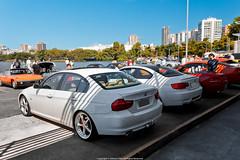 BMW 325i (AC Schnitzer Wheels) & M3 (E92) (Jeferson Felix D.) Tags: brazil rio brasil riodejaneiro canon de eos janeiro bmw m3 325i bmw325i bmwm3 e92 18135mm 60d worldcars bmwm3e92 canoneos60d