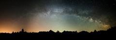 Milky Way - Zselic Starry Sky Park (Szell Gbor) Tags: panorama night way stars nikon milky starry d800 zselic sanyang14