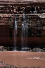 Grand Falls, Arizona. (ArneKaiser) Tags: arizona grandfalls littlecoloradoriver nature navajonation navajoreservation outdoors river water waterfall leupp unitedstates flickr