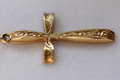 jim 01 (sonya.britton) Tags: cara jim baptism present grandad wedge goldcross