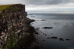 Latrabjarg (alemalba) Tags: canon iceland westfjords summer outdoor coast cliff landscape water seaside ocean shore sea