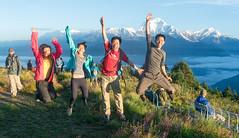 Nepal, Annapurna 2016 DSC04795 Date (Month DD, YYYY).jpg (Rayne Chew) Tags: view massifs nature himalaya mountains beauty 2016 base peak kampung trekking camp ridge green annappurna nepal remote valley