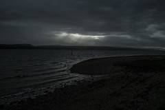 The Rays on The West Bay - Dunoon Oct 2016 (GOR44Photographic@Gmail.com) Tags: scotland dunoon cloud gor44 west argyll bute cowal coast fujifilm 18mmf2 xf18mmf2 xpro1