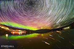 tye-sh2016c-co-jcc-270816-qassiarsuq-058 (StarryEarth) Tags: startrails trazos estrellas aurora boreal borealis storm tormenta fiordo fjord geomagnetic geomagntica sol sun groenlandia greenland qassiarsuk